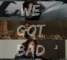 now we got bad blood by Ronnywithawhy