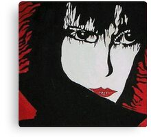 Siouxsie Sue Canvas Print