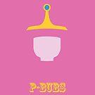 P-Bubs: Princess Bubblegum by lancheney007