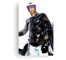 Char Actor Canvas Print