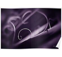 Rhapsody in Purple Poster