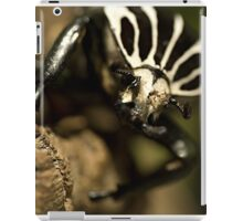 Goliath beetle iPad Case/Skin