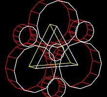 Coheed's Keywork in 3D - Hot by andymania