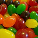 Starburst Jelly Beans by debbiedoda