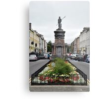 The Pikeman, Denny St., Tralee, Ireland Metal Print