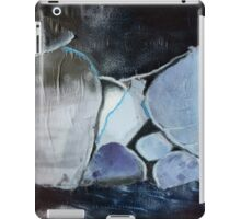 Abstract rocks landscape iPad Case/Skin