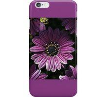 Blooming Purple iPhone Case/Skin