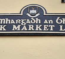 Milk Market Lane by Pat Herlihy