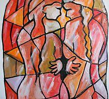 Divine Sisters by Reynaldo