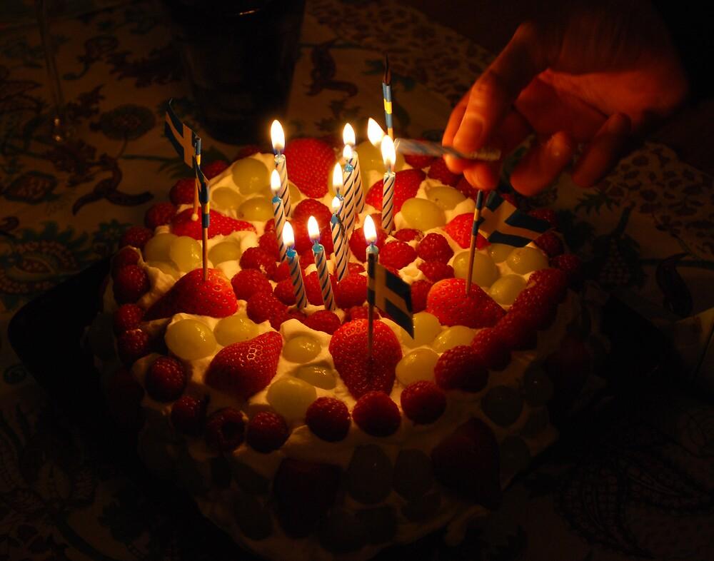 Happy Birthday  by sarahtoure