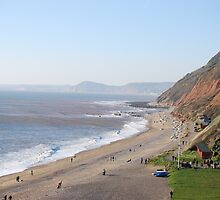 Branscombe by Claire Elford