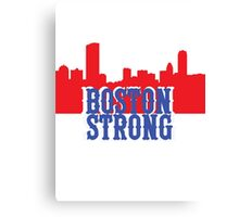 Boston Strong Canvas Print