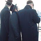 Three Jewish Men II by gadnynj