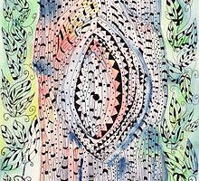 Eucalyptus Flow  by Lisa Dunbar Solas