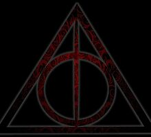 Deathly Hallows: Red Smoke by Serdd