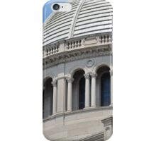 Dome of the Christian Science Church, Boston MA iPhone Case/Skin