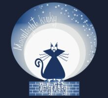 KINKY KITTY - Moonlight Kitty by Kartoon