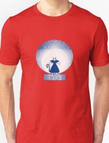 KINKY KITTY - Moonlight Kitty T-Shirt