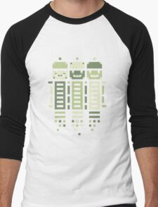 Acorn Rocket Bots Green T-Shirt