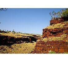 Australia Landscape  Photographic Print