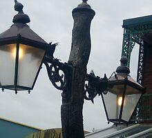 tree light by gemma angus
