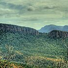 Rock of Ages - Grampians National Park - The HDR Experience by Philip Johnson