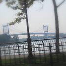 NY Bridge by MrsBuden