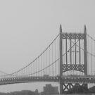 Bridge in New York City by MrsBuden