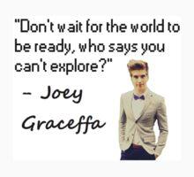 Joey Graceffa - Don't Wait by KlaineFtOakley