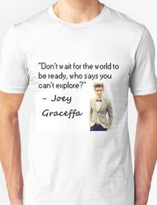 Joey Graceffa - Don't Wait T-Shirt