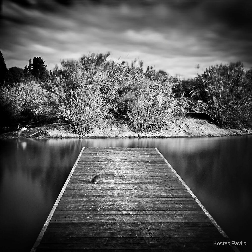Pier by Kostas Pavlis