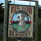 """Red Barn Nursery"" by waddleudo"