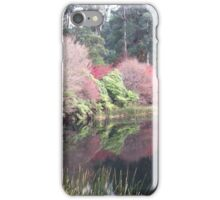 Scenic lake iPhone Case/Skin