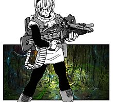 Dragon Ball Z Bulma by SpoilersCo