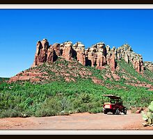 sedona, arizona, usa by upthebanner