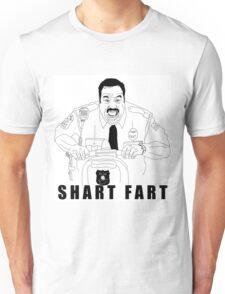 Snart Bart Fan-Art #3 (AKA Shart Fart) Unisex T-Shirt