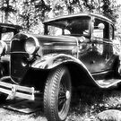 1930&#x27;s Ford Car by NancyC