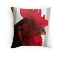 Whos Ugly! Throw Pillow