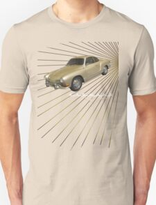 Volkswagen Tee Shirt: Karmann Ghia Unisex T-Shirt