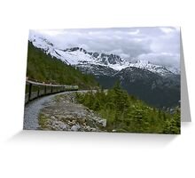 Wild Country Greeting Card