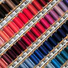 Threads of color by R. Mike Jacobson