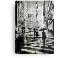 manhattan moment Metal Print