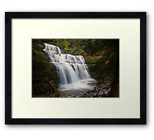 Liffey Falls, Tasmania Framed Print