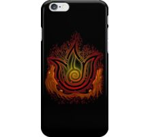 Tribal Fire. iPhone Case/Skin