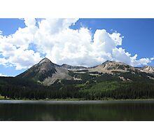 Mountain Serenity Photographic Print