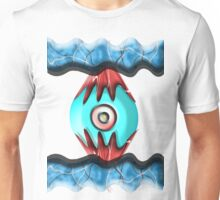 Texture Study with Color Unisex T-Shirt