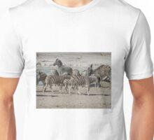 Zebras, Etosha National Park, Namibia Unisex T-Shirt