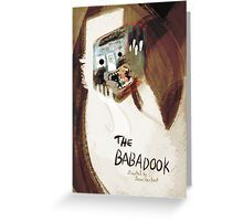 The Babadook 2 Greeting Card