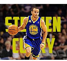 Stephen Curry by silverbrush