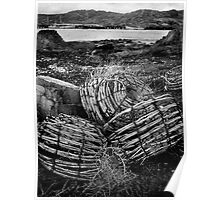 Currie Harbour, King Island Poster